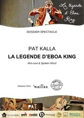 dossier spectacle pat kalla eboa king 01 17