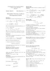 derivabilite 1