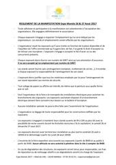 foire expo 2017 reglement interieur