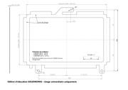 grille radiateur cb500 2013 2015