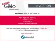 invitation geiq 67