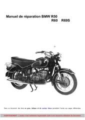 manuel de reparation bmw r69s