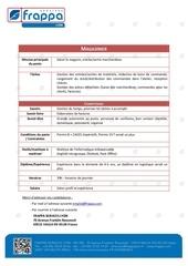 Fichier PDF fiche de poste magasinier 1