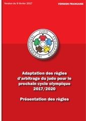 Fichier PDF reglement arbitrage version francaise