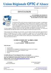 rencontre regionale communication 170313