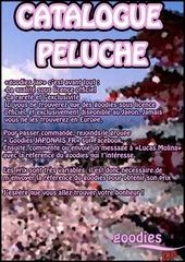 catalogue peluche goodie jap all stars