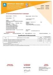 certificat qualibat