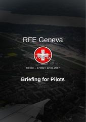 pilots briefing