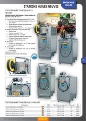 doc stations electriques huiles neuves
