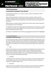 Fichier PDF protegor emeutes