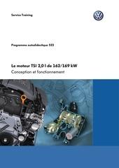ssp 522 le moteur tsi 2 0 l de 162 169 kw