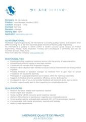 asinter hiringdetails hardline teammanager