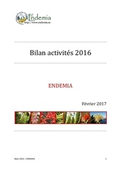 bilan 2016 endemia v0