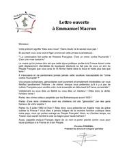 Fichier PDF lettre ouverte a emmanuel macron