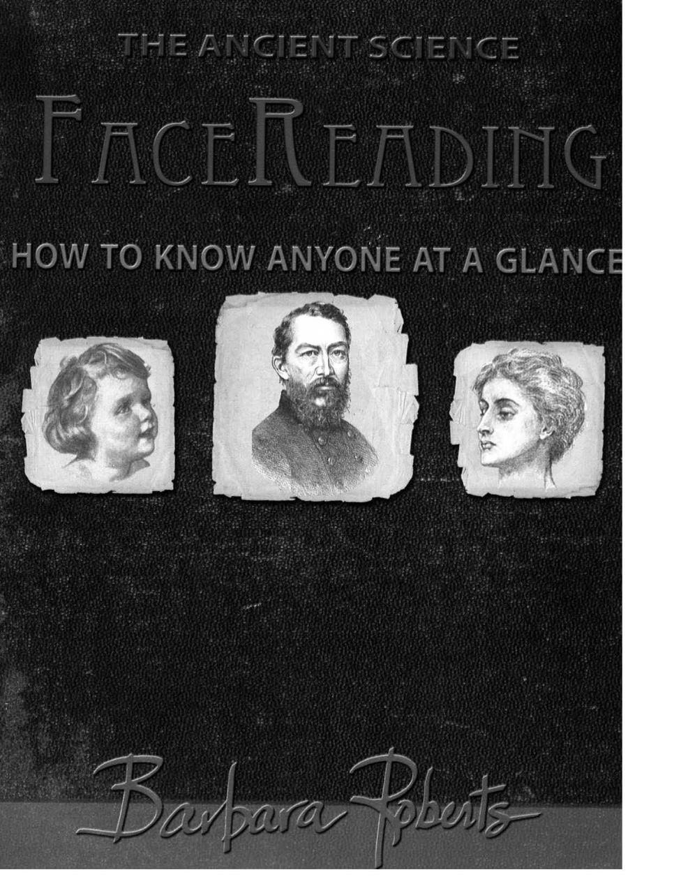 barbara roberts face reading how to know anyone fichier pdf