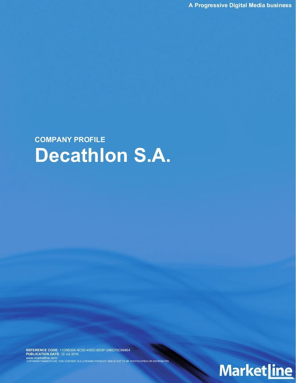 d405f679e Dossier Decathlon S.A par satishtadela - Fichier PDF