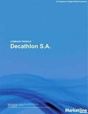dossier decathlon s a