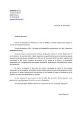lettre de motivation asv doc