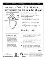 07 les brulures liquides chauds