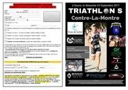 flyer triathlon de seurre 2017