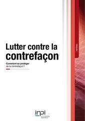 inpi brochure lutter contre la contrefacon