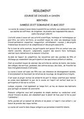 reglement caisse savon berthen 2017 2