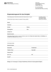 150116 formular dispensationneu