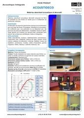 Fichier PDF acoustideco