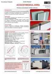 Fichier PDF acoustimodul 80ra