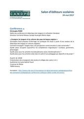 Fichier PDF argumentaire conference c poire 0