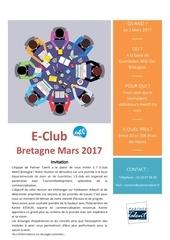 invitation e club bretagne mars 2017