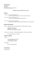 Fichier PDF le vrai cv de ibm