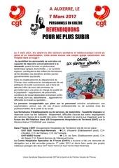 tract departemental du 7 mars 2017