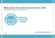 bilan formations sound system