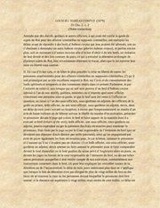 loi sur l habeas corpus 1679