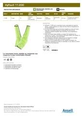 hyflex11 200 fr productsheet