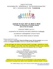 Fichier PDF invitation ag