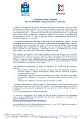 Fichier PDF bourse wu jianmin fiche de presentation