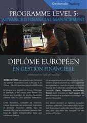 brochure level 5 krechendo gestion financiere 2