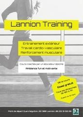 Fichier PDF lannion trainning