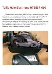 Fichier PDF taille haie electrique hteg37