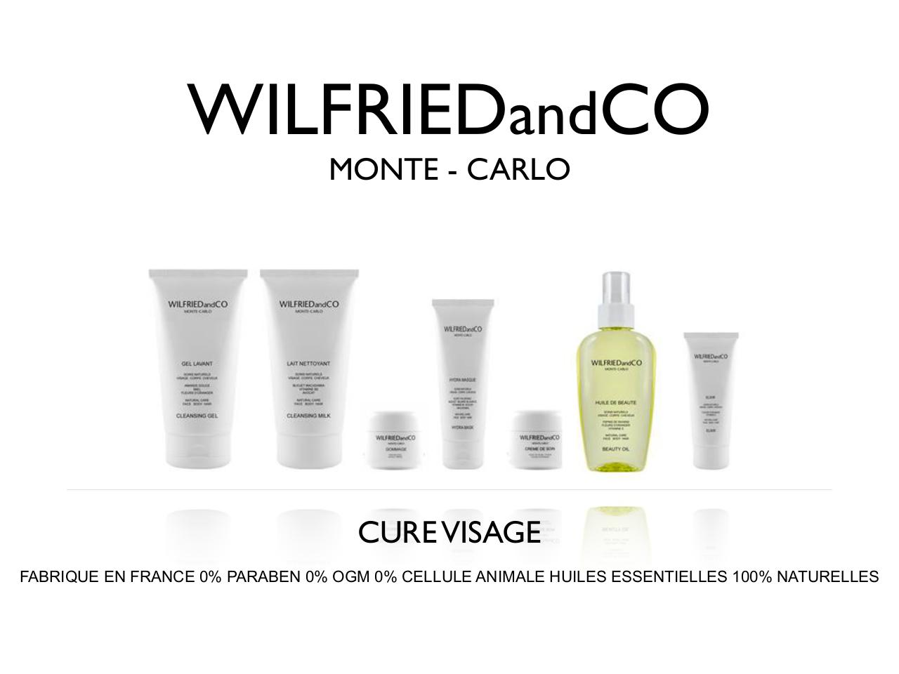 2 _Les cures WILFRIEDandCO_ ULTRA-REPARATRICE VISAGE.pdf - page 1/18