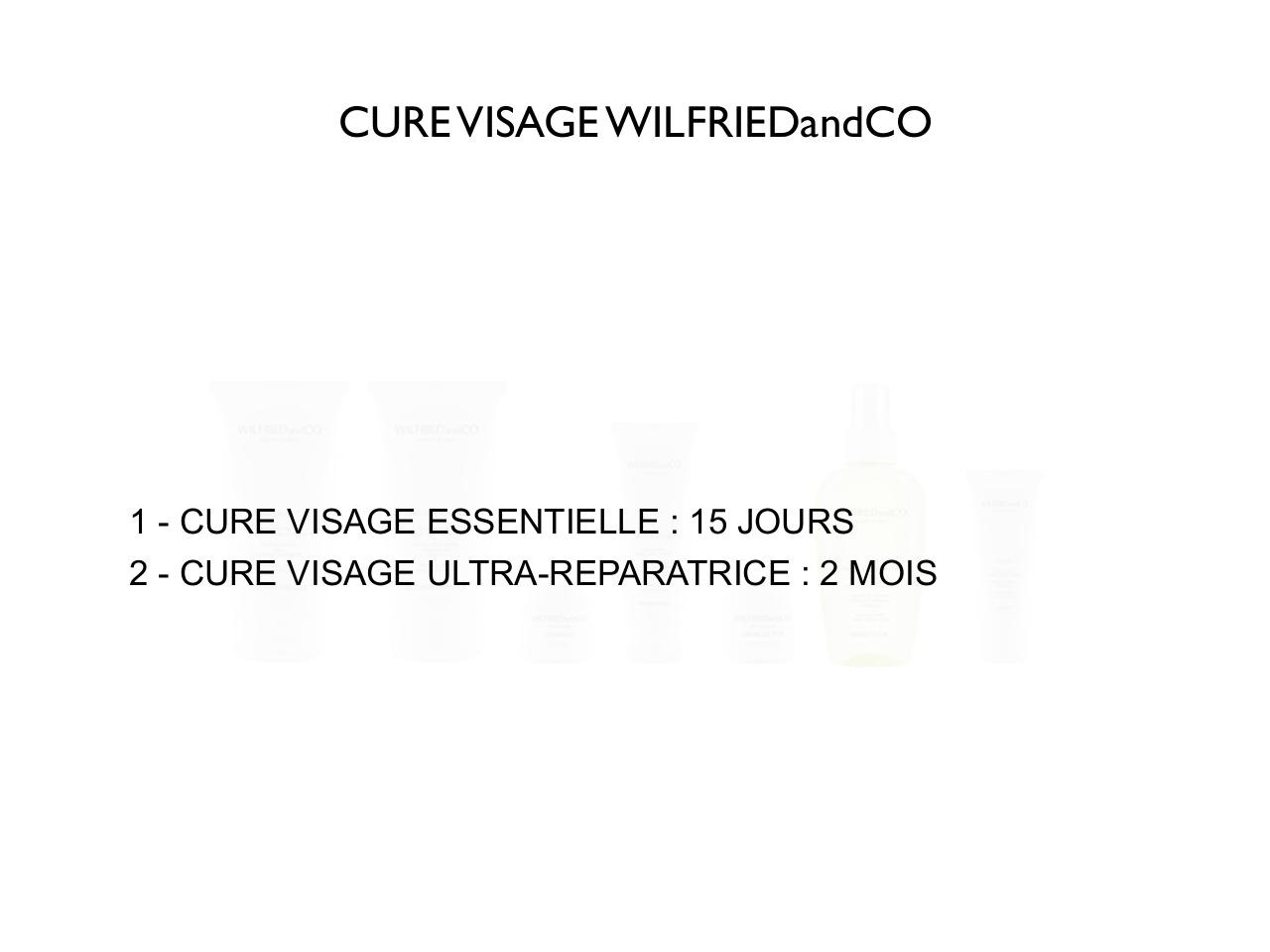 2 _Les cures WILFRIEDandCO_ ULTRA-REPARATRICE VISAGE.pdf - page 3/18