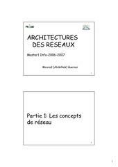 Fichier PDF architecture des reseaux