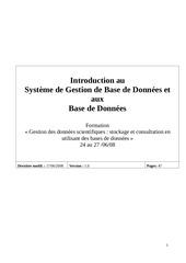 Fichier PDF formation sgbd cours sgbd