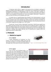 Fichier PDF rapport Etude