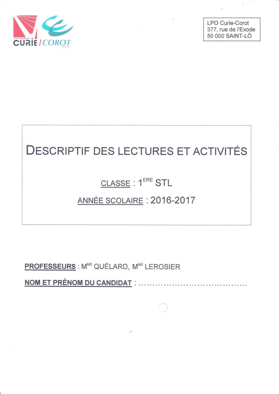 BAC Francais - Fichier PDF