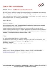 offre stage mrsie gbcx 0203201701