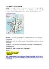 Fichier PDF transport dijon