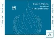 droits de l homme terrorisme et lutte antiterroriste